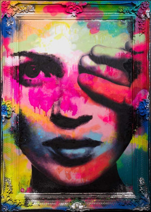 Vibrant Kate - What people say isn't going to stop me - SOLD Dan Pearce