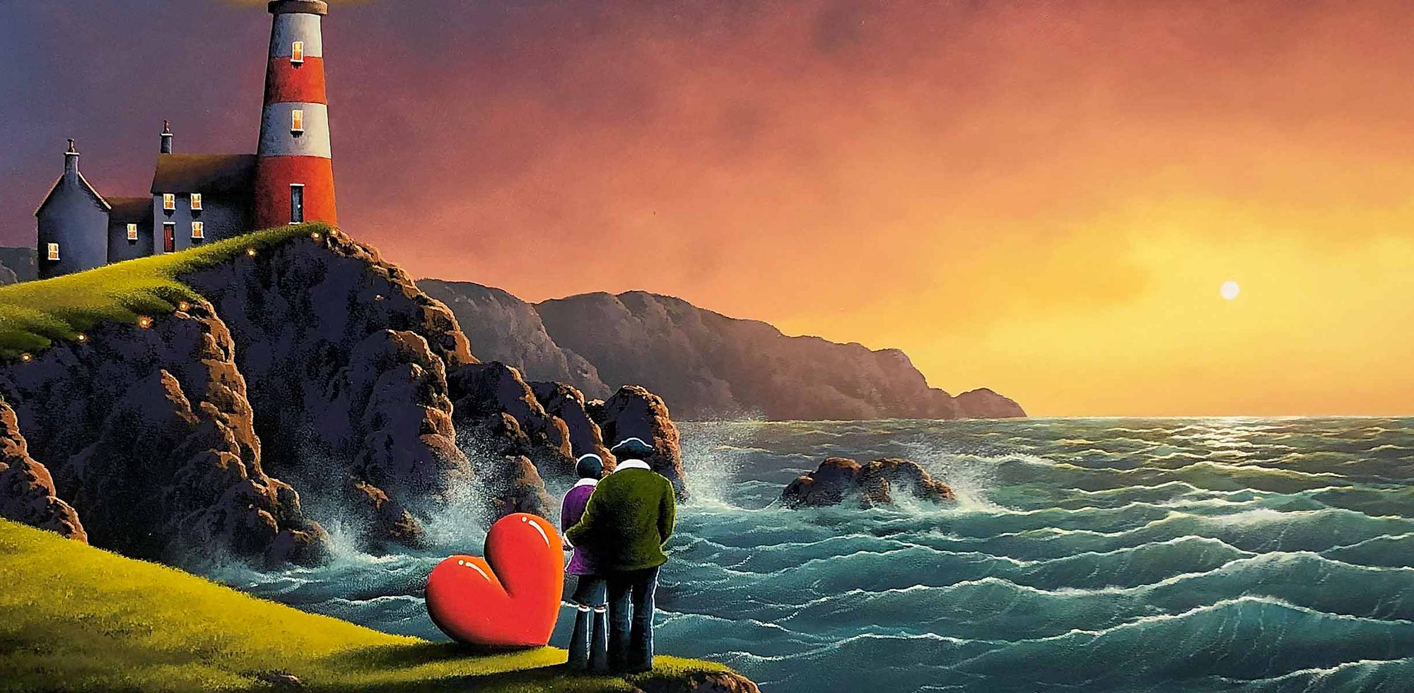 A Beacon of Hope - Edition David Renshaw