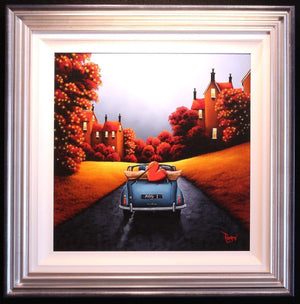 A Day Out - SOLD David Renshaw