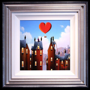 A Gift of Love - SOLD David Renshaw
