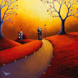A Golden Moment - SOLD David Renshaw