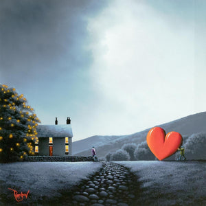 A Home Full Of Love - Original David Renshaw