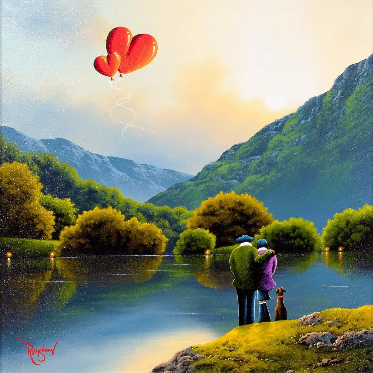 A Love That Flies - Original David Renshaw