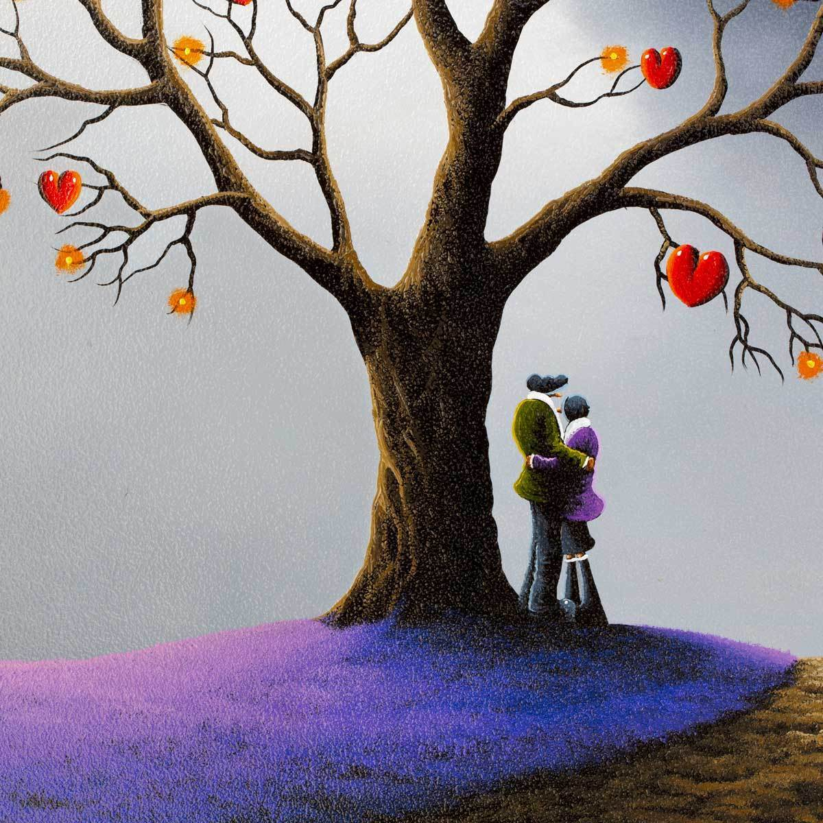 A Love That Grows David Renshaw Framed