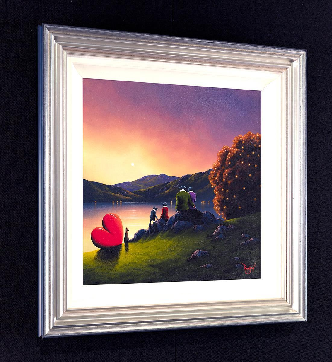 A Moment Like This David Renshaw Framed