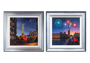 A New Adventure Begins & City of Love, City of Light - Edition SET - SOLD OUT