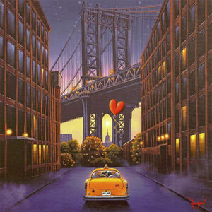 A New York Fairytale - LAST EDITION David Renshaw Edition 8