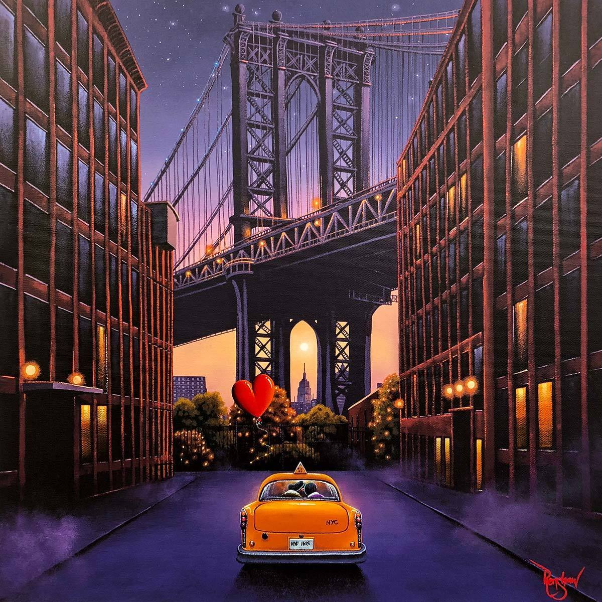 A New York Fairytale - Limited Edition David Renshaw