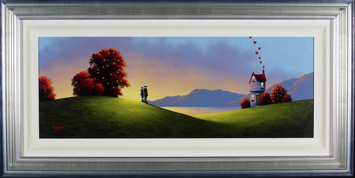 A Peaceful Place - SOLD David Renshaw