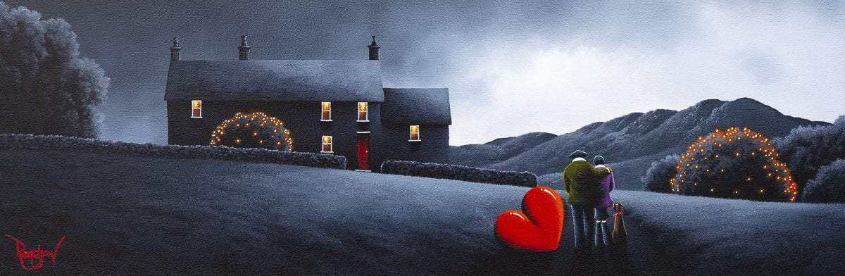 A Place Called Home - Original David Renshaw Framed