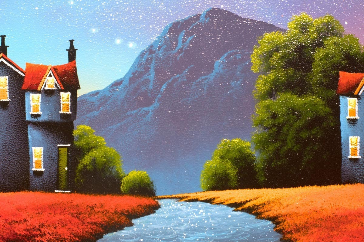 A Place of Our Own - SOLD David Renshaw