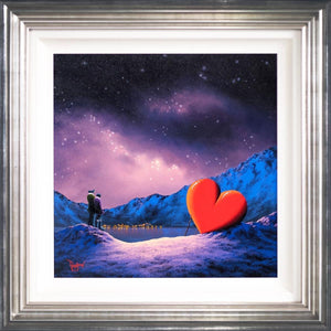 A Very Important Message - SOLD David Renshaw