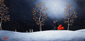 A Winters Tale - SOLD David Renshaw