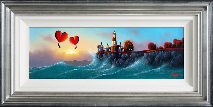Above All Else - SOLD David Renshaw