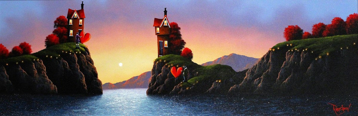 Across Oceans - SOLD David Renshaw