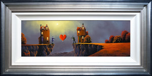 Across the Divide - SOLD David Renshaw