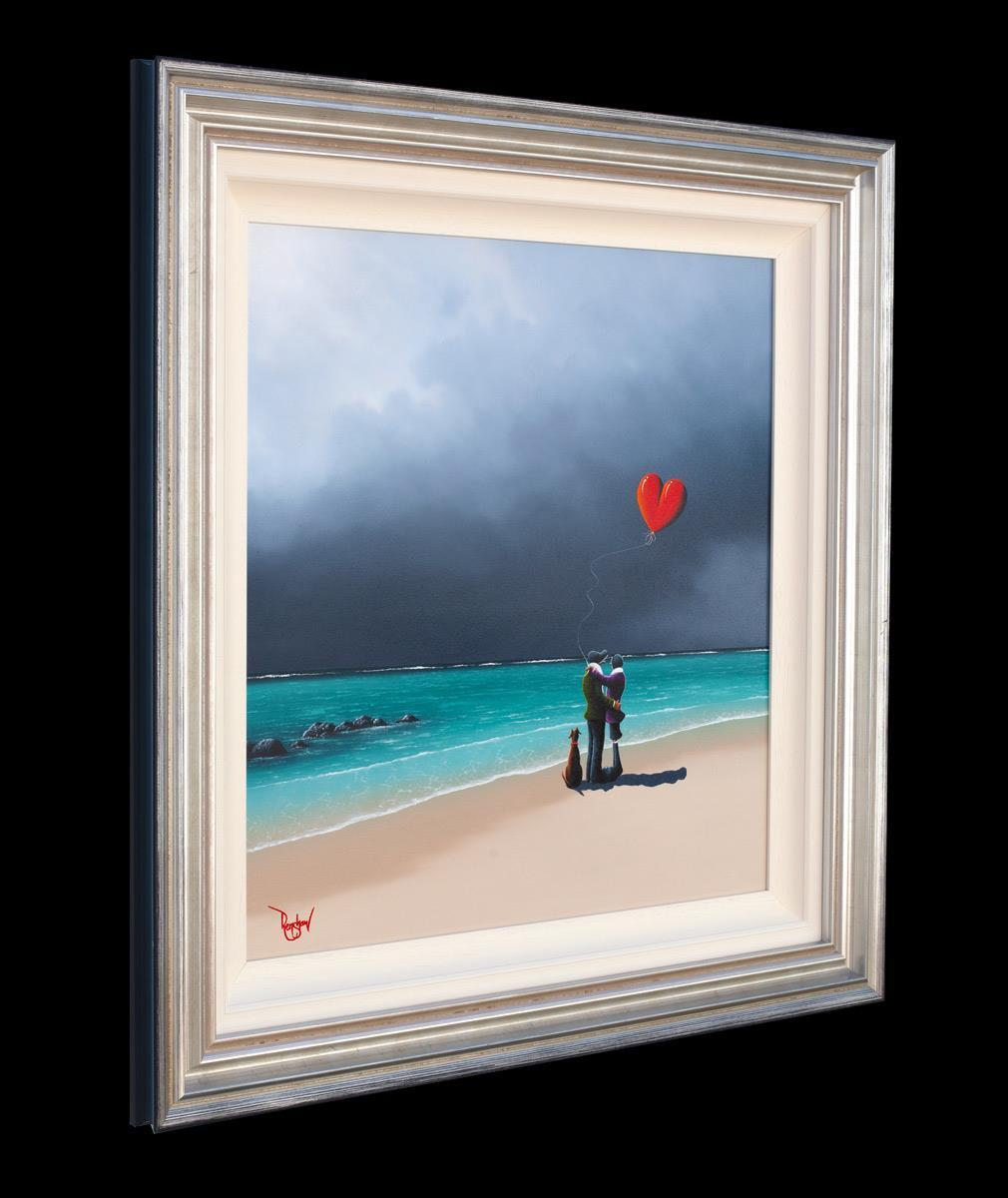 Another Time, Another Place David Renshaw Framed