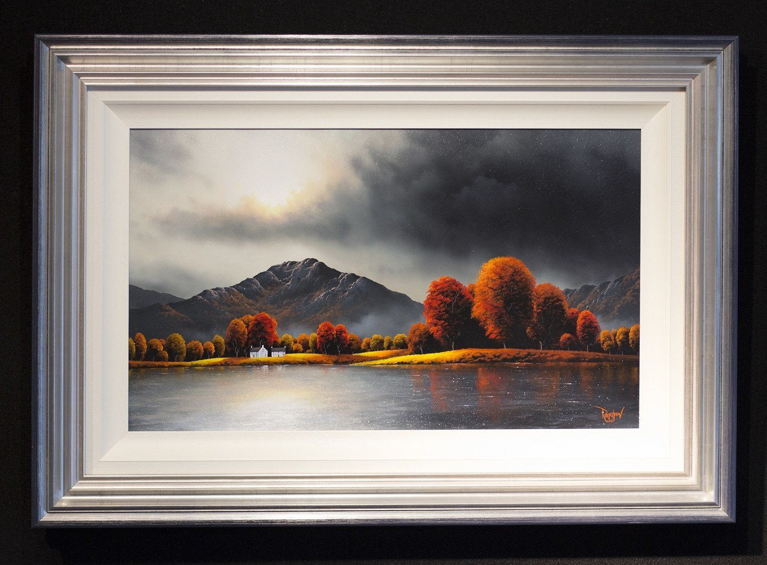 Autumn Loch - SOLD David Renshaw