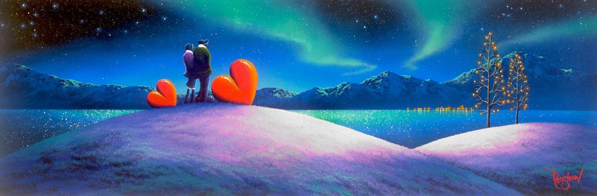 Being Together - Original - SOLD David Renshaw