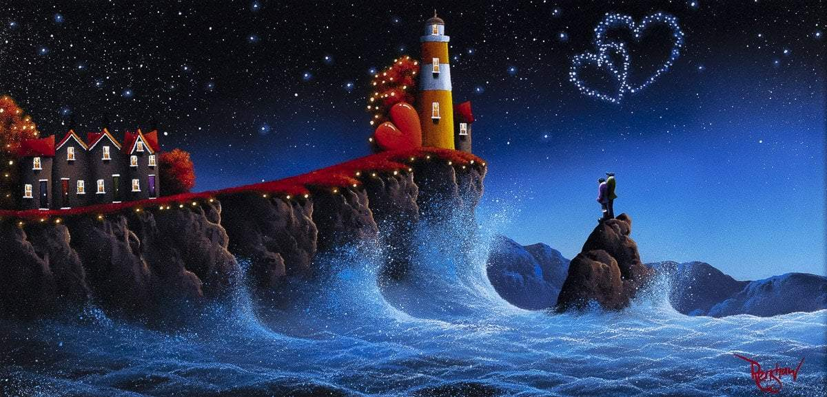 Beneath a Starry Sky - Original David Renshaw