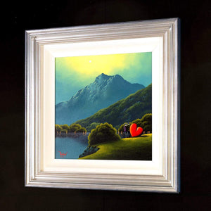 Better Together David Renshaw Framed