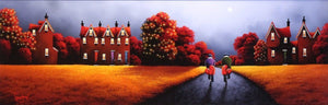 Bike Ride - SOLD David Renshaw