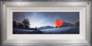 Brighten Someones Day - Original David Renshaw