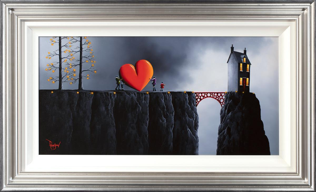 Bringing The Love Home David Renshaw Framed