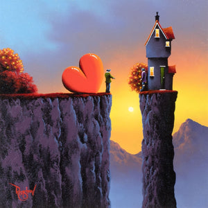 Build a Bridge - SOLD David Renshaw