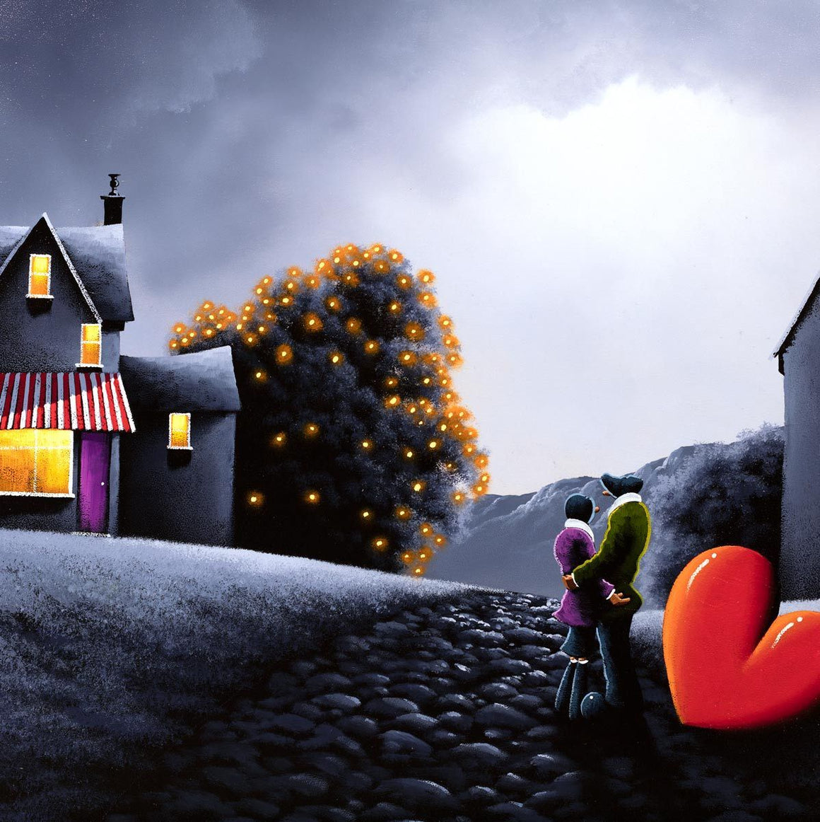 Cherish and Honour - Original David Renshaw