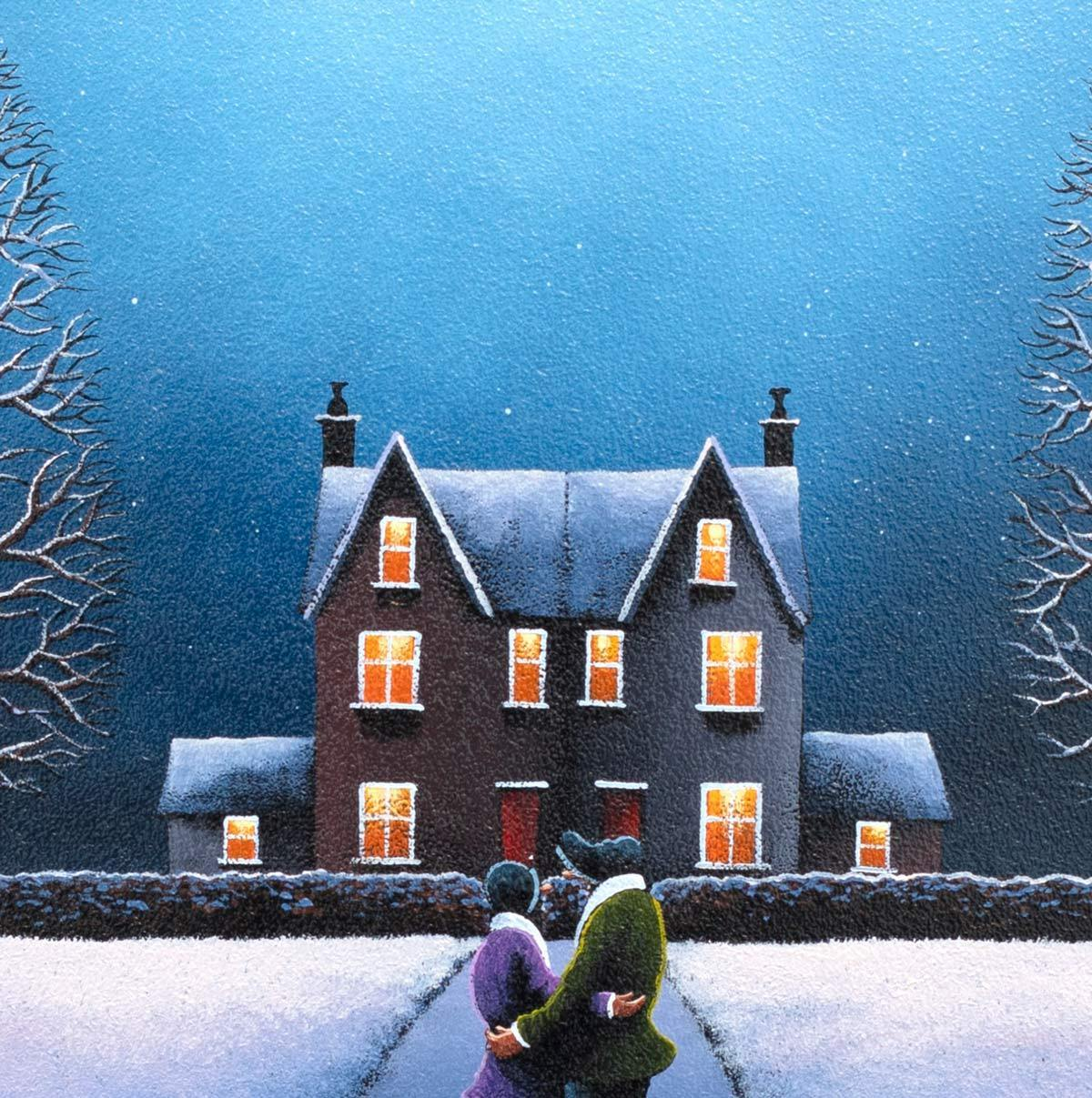 Christmas Together - Original - SOLD