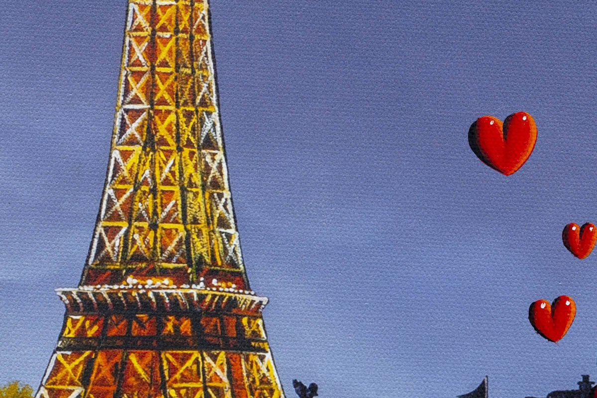 City of Love, City of Light - Edition David Renshaw