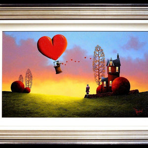 Confetti Hearts - SOLD David Renshaw