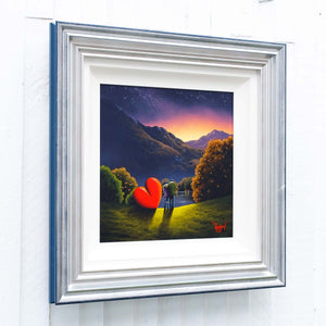 Day to Night David Renshaw Framed