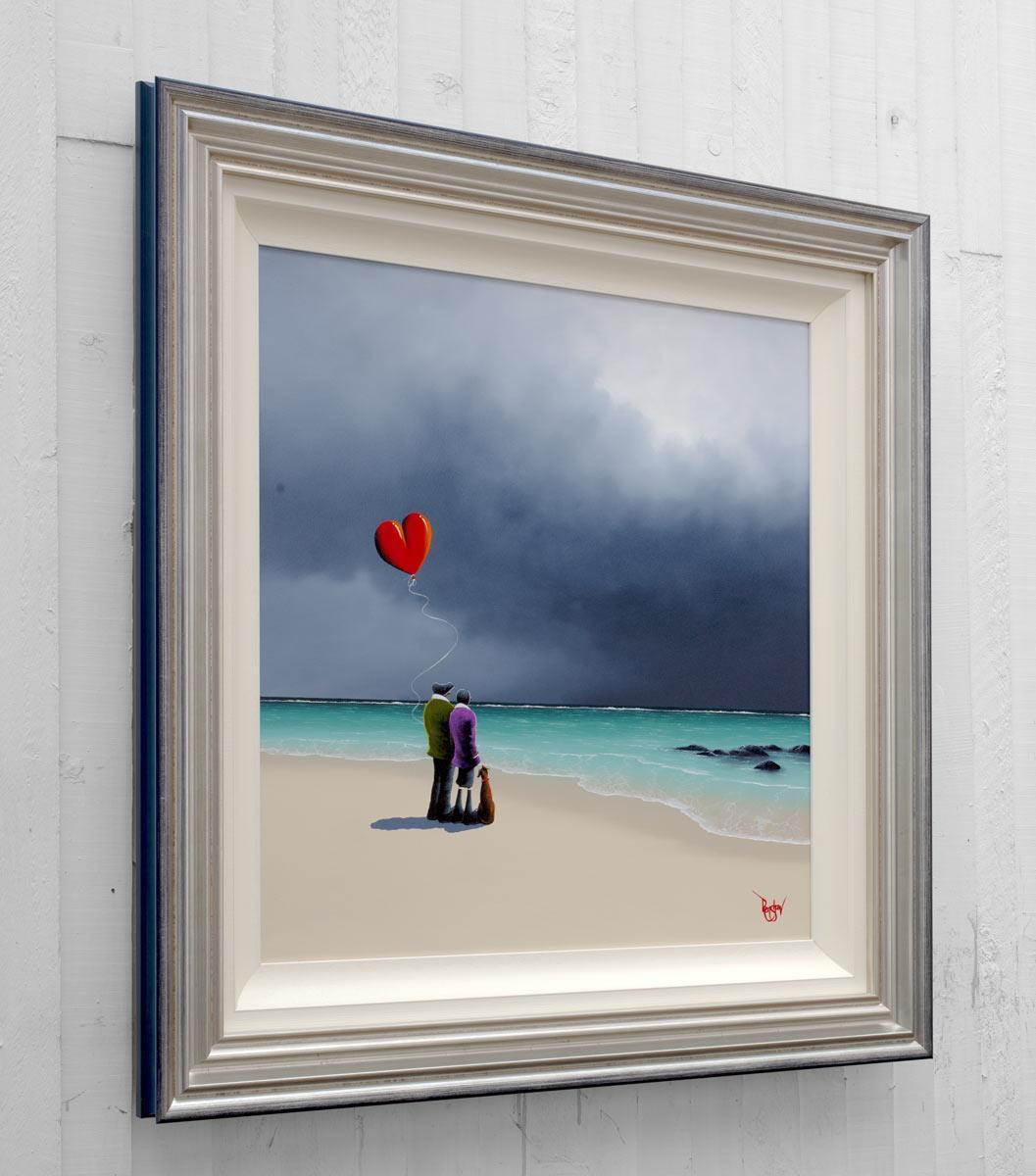 Dreamscape David Renshaw Framed