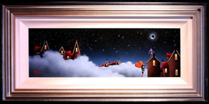 Eclipse of the Heart - SOLD David Renshaw
