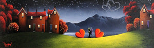 Eternal Love - SOLD David Renshaw