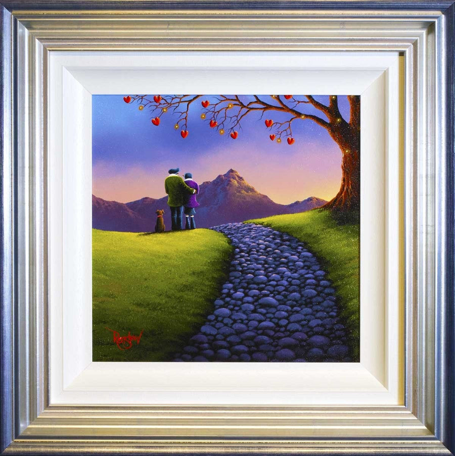 Evening Adventure - SOLD David Renshaw