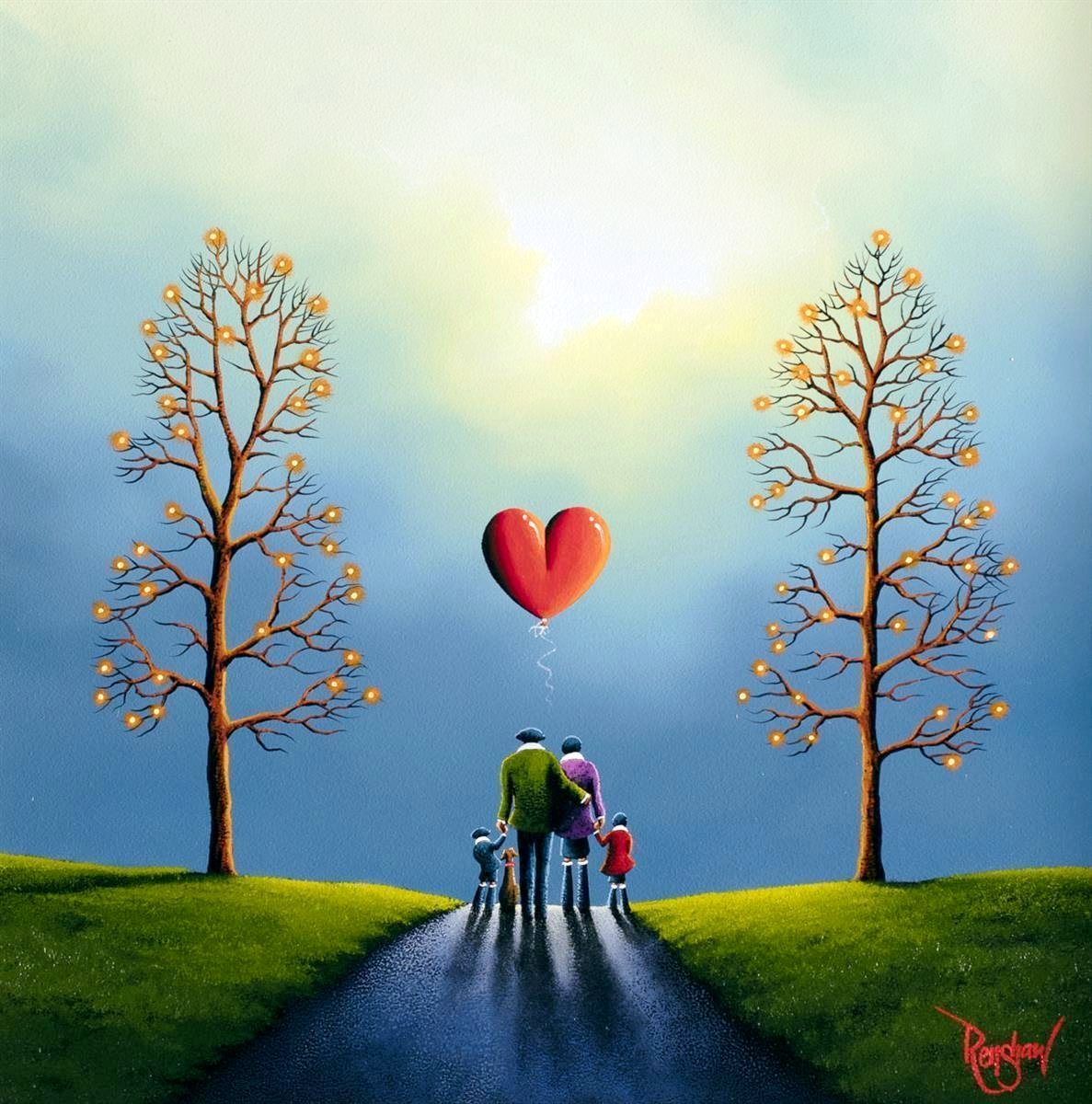 Everlasting Love David Renshaw