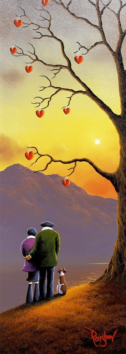 Family of Three David Renshaw