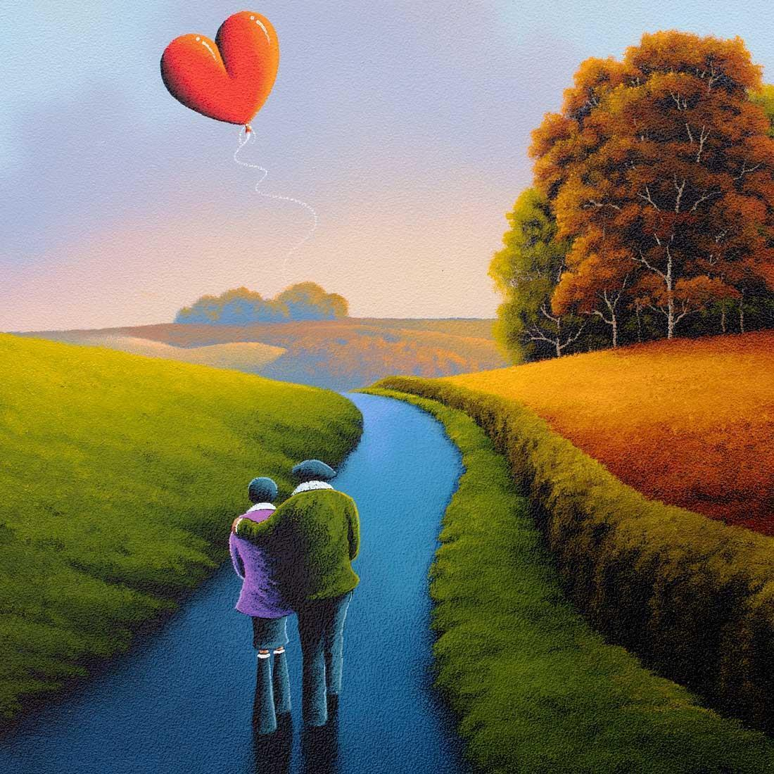 Fields of Gold David Renshaw