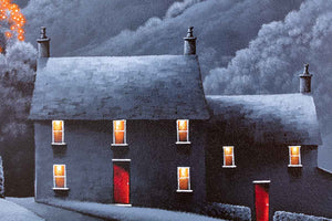 Finding Our Way Home - Original David Renshaw Framed