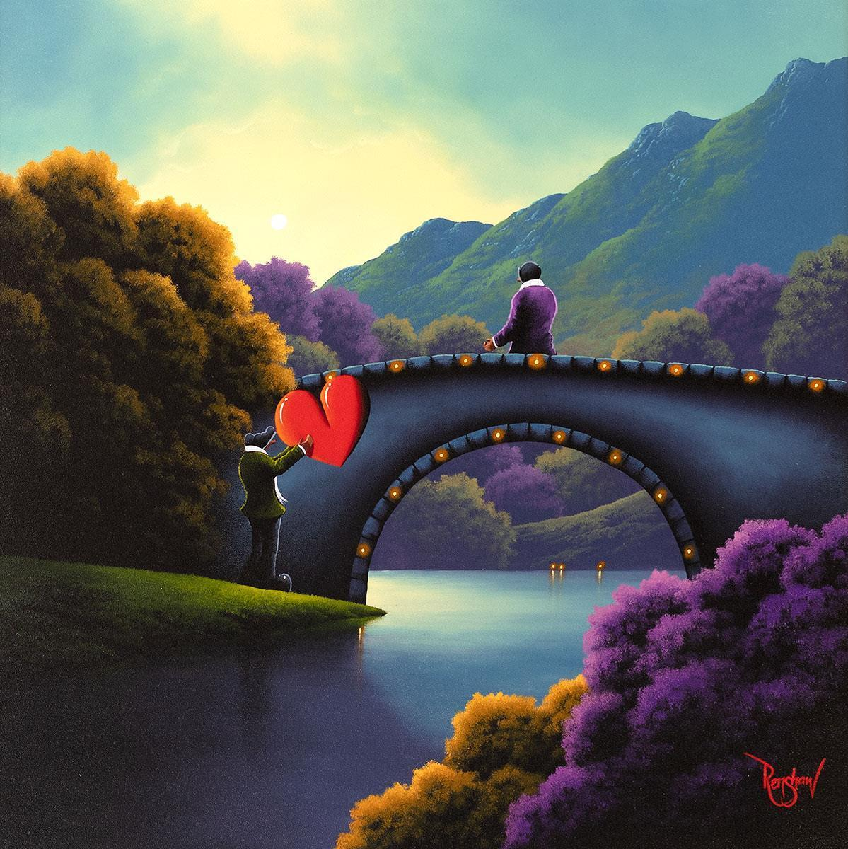 Finding Our Way David Renshaw Framed