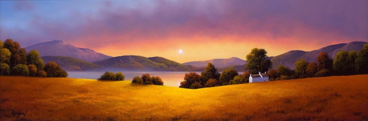 Firefield - SOLD David Renshaw