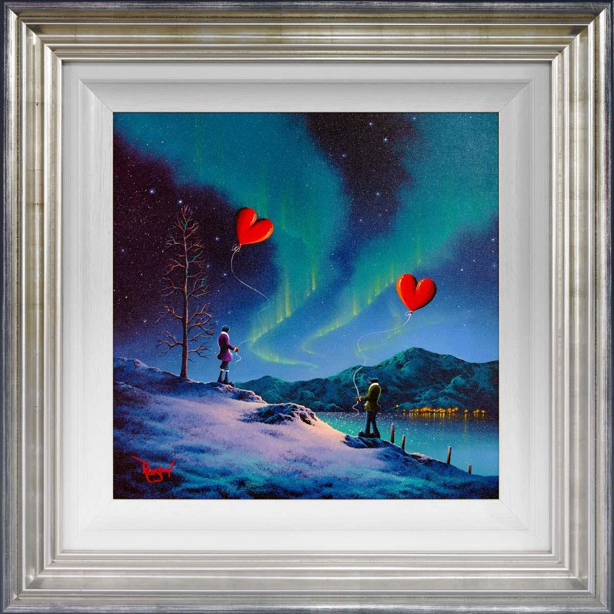 Follow Our Path - Original - SOLD David Renshaw