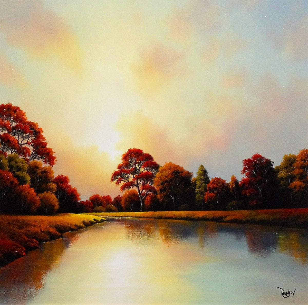 Forest Glow - SOLD David Renshaw
