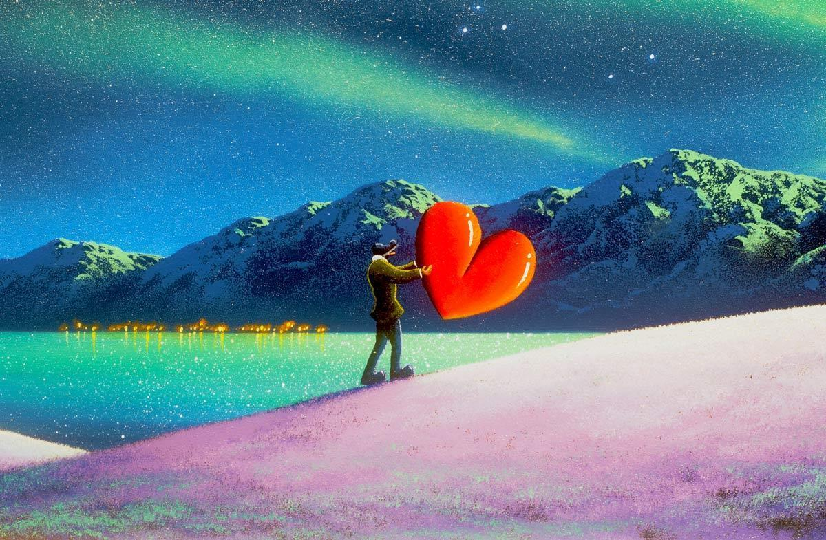 Forever Friends - Original - SOLD David Renshaw