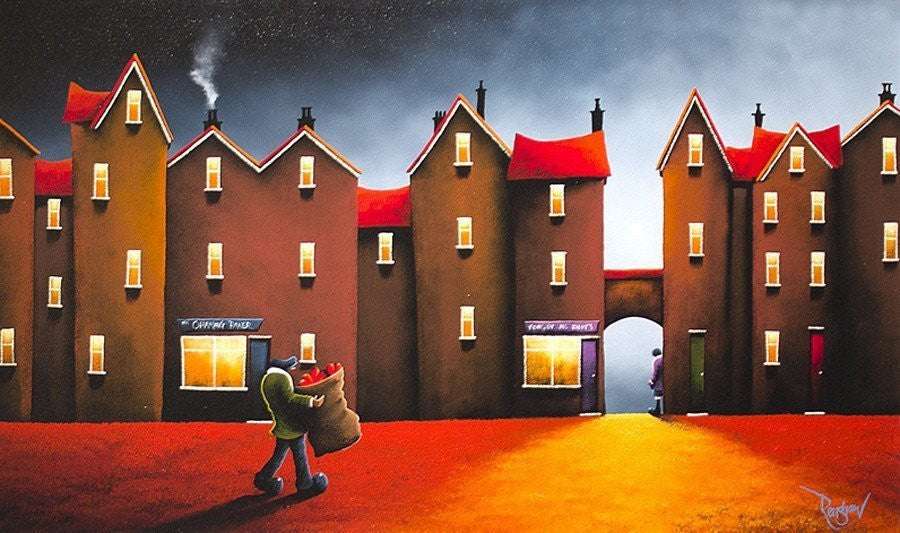 Forget Me Not - SOLD David Renshaw