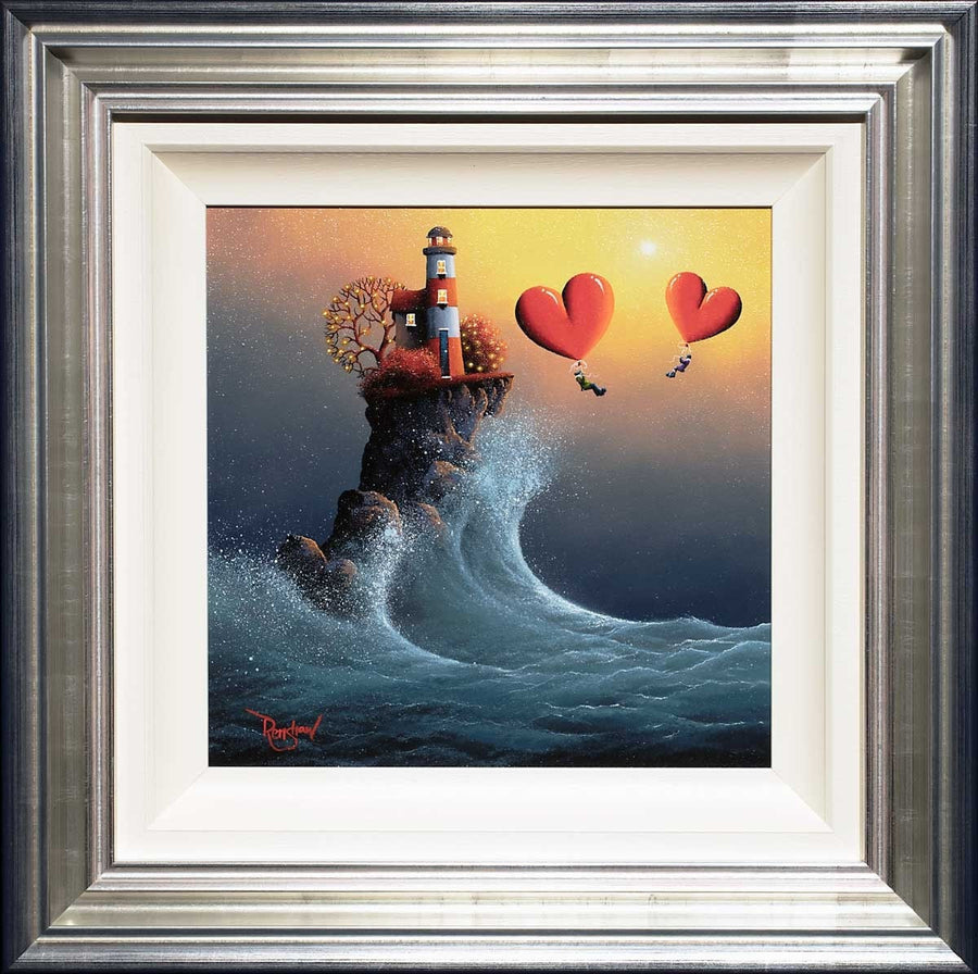 Freefalling - SOLD David Renshaw