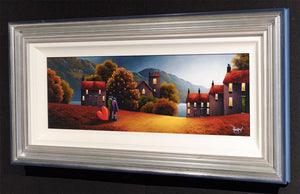 Golden Glow - Original David Renshaw